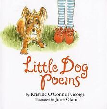Little Dog Poems-ExLibrary