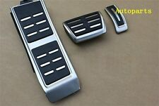Original style DSG Sport Foot AT Pedal Plate Cover Set AUDI A4 S4 A5 A6 Q5 S5 A7
