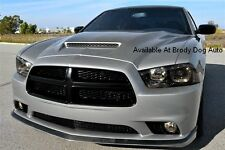 11-14 Dodge Charger Hood Ram Air Hood By RK Sport 24013000 Functional