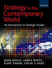 Acceptable, Strategy in the Contemporary World: Introduction to Strategic Studie