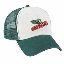 DEKALB SEED *GREEN & WHITE TRUCKER MESH BACK* Logo CAP HAT *BRAND NEW* DS36