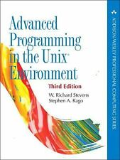 NEW - Advanced Programming in the UNIX Environment, 3rd Edition - 0321637739