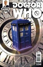 DOCTOR WHO TWELFTH DOCTOR #7 COVER B SUBSCRIPTION PHOTO NEAR MINT #sjan16-631