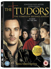 THE TUDORS: The Complete Second Season [DVD] (3 Disc Box Set) 503 mins Long****