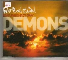 (BX847) Fat Boy Slim ft Macy Gray, Demons - 2000 CD