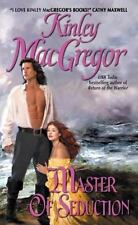 Master of Seduction by MacGregor, Kinley, Good Book