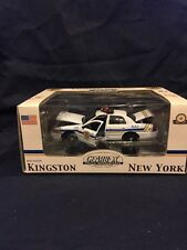 Rare Gearbox Kingston New York Police Interceptor 1:43, Limited Edition 1 Of 500