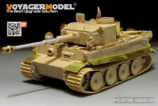 Voyagr PE35799 1/35 WWII German Tiger I  Afrika korp(For RMF RM-5001