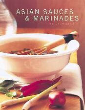 Asian Sauces and Marinades-ExLibrary