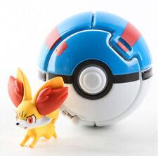 UK Bounce Baby Pokemon Pokeball Cosplay Pop-up Elf Go Fighting Poke Ball Toy