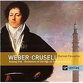 Carl Maria von Weber, Bernhard Henrik Crusell: Clarinet Concertos (1999)