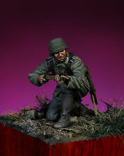 SK Miniatures German Panzer Grenadier WW2 1/35th Unpainted Kit