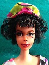 OOAK BEWITCH SERENA Witch doll ~ Vintage standard Barbie Body By Laurie Everton