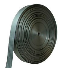 "AMP 5000lbs Rated Heavy Duty Mil Spec Nylon Webbing 1.75""x50 Yards Foliage Green"