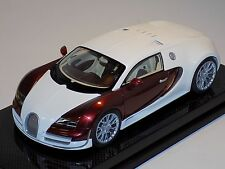 1/18 MR Collection Bugatti Veyron SuperSport Pegasso Colors Carbon Fiber base