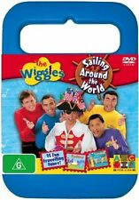 The Wiggles - Sailing Around The World (DVD, 2005)