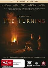 Tim Winton's The Turning (DVD, 2014, 2-Disc Set) LIMITED EDITION