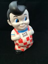 VINTAGE Classic Collectible BIG BOY Piggy Bank with Stopper