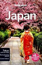 Travel Guide: Japan by Ray Bartlett and Chris Rowthorn (2015, Paperback)