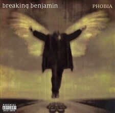 Phobia [PA] by Breaking Benjamin (CD, Aug-2006, Hollywood)
