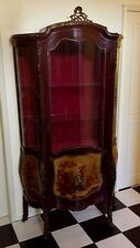 Antique French Louis XVI Style Showcase - Vitrine - Bookcase - Display cabinet
