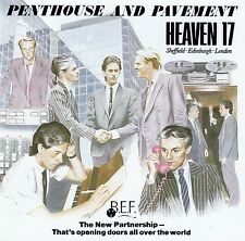HEAVEN 17 : PENTHOUSE AND PAVEMENT / CD - TOP-ZUSTAND