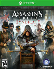 Brand New Sealed Assassin's Creed AC Syndicate Xbox One Game