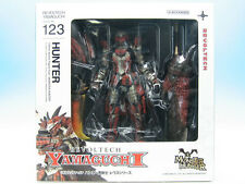 REVOLTECH YAMAGUCHI  123 Monster Hunter Man Hunter Swordsman Rathalos Series...