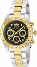 Invicta Speedway Chronograph Black Dial Mens Watch 17027