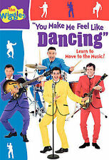 The Wiggles: You Make Me Feel Like Dancing 2008 by Murray Cook; Jeff Fatt; Antho