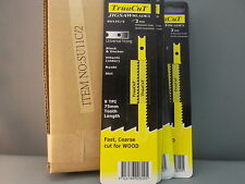 JIG SAW BLADES TruaCuT 10 Cards of 2/Cd 50% Disc