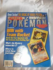 Pojo's Unofficial Pokemon News & Price Guide Monthley ( Vol. 1 No. 10, 2000)