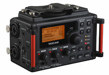 TASCAM DR-60DMKII Portable DSLR Recorder Brand New with Full Warranty