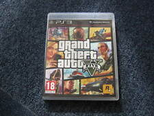 GRAND Theft Auto V Cinque (GTA 5) - ps3