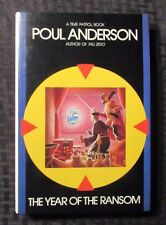 1988 THE YEAR OF THE RANSOME by Poul Anderson 1st Walker HC/DJ NM/VF+