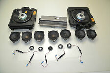 BMW 7er F01 F02 F03 F04  Top-Hifi Soundsystem Logic 7 Set Lautsprecher 9241813