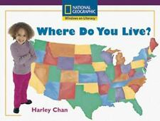 Windows on Literacy Early (Social Studies: Geography): Where Do You Live? (Natio