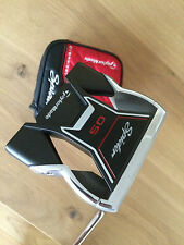 TaylorMade OS Spider Putter - Super Stroke Griff - Modell 2017 - TOP!