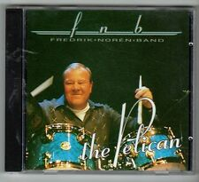 (GX864) Fredrik Noren Band, The Pelican - 1997 CD