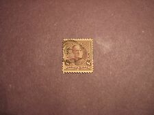 US Stamp Scott# 225  Grant 1890-93  L34
