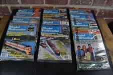 1997 Model Railroader Magazine Complete Year 11 Issues Orig Mailers Exc-Mt