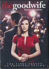 The Good Wife: The First Season (DVD, 2010, 6-Disc Set, Widescreen) BRAND NEW