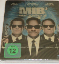 Men in Black 3 - Bly-ray/NEU/OVP/Will Smith/Josh Brolin/Tommy L Jones/Steelbook