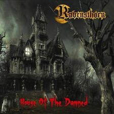 RAVENSTHORN House Of The Damned CD ( o171a ) US Power Metal - 162328