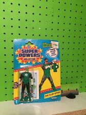 Kenner 1984 Super Powers Green Lantern 12 Back Sealed on Card