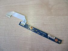 Toshiba Satellite A500D A500-17X Touchpad ON / OFF Board + Cable LS-4991P