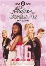 My Super Sweet 16: The Movie (DVD, 2007) - New