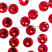 144 Swarovski 2058 5ss crystal flatbacks rhinestones 1.8mm ss5 LIGHT SIAM (227)
