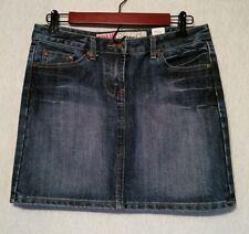 Womens/Juniors Spank Jeans Skirt Sz7 30wx14.5 total length *CUTE*List#339G
