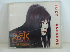 CD 2 titres SUZY ANDREWS These boots are made for walkin 72006 2